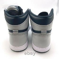 Nike Air Jordan 1 Retro High OG High Shadow 2.0 Men's Shoes 555088-035 sz 4-14