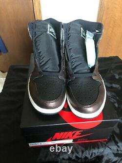 Nike Air Jordan 1 Retro High OG Rust Shadow Patina 555088-033 Mens Size 12