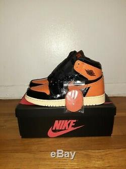 Nike Air Jordan 1 Retro High Shattered Backboard 3.0 575441-028 Size 5.5y