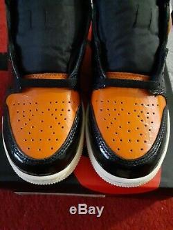 Nike Air Jordan 1 Retro High Shattered Backboard 3.0 575441-028 Size 7y