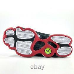 Nike Air Jordan 13 Retro He Got Game HGG White Red Black 414571-104 Men's 8-12