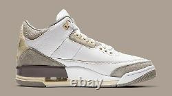 Nike Air Jordan 3 Retro A Ma Maniere Size 7.5M / 9W Shoe DH3434-110 IN-HAND