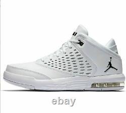 Nike Air Jordan Flight Origin 4 White Black Casual Shoes 921196-100 Size 10