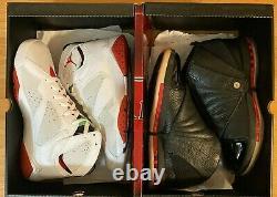 Nike Air Jordan Retro Shoes Hare 7 VII Black Red 16 CDP Countdown Pack 1 Men 10