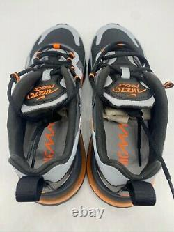 Nike Air Max 270 React Winter Total Orange Men's Sneakers Shoes Grey CD2049 006