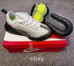 Nike Air Max ZM950 NRG London LDN White & Grey Size UK 9 EUR 44 CK6852-001
