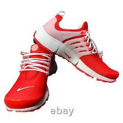 Nike Air Presto Comet Red L Large 305919-611 Mens Size 11 11.5 12 NEW