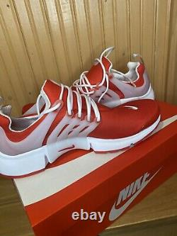 Nike Air Presto Comet Red L Large 305919-611 Mens Size 11 12 NEW