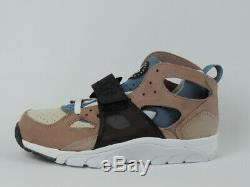 Nike Air Trainer Huarache 305958 201 Bisque Storm Basketball Mens Shoes Leather