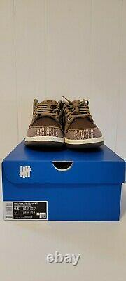 Nike Dunk Low Sp Undefeated Size 9.5
