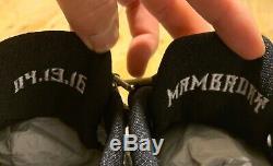 Nike Kobe XI 11 ID Mamba Day White Gold Limited Edition 865773-991 Mens Size 11