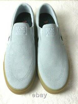 Nike Mens SB Zoom Janoski Slip RM Skate Shoes LT Armory Blue Black Size 10.5