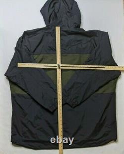 Nike NikeLab ACG Anorak Black/Sequoia Jacket Sz XXL AQ2294-010 New