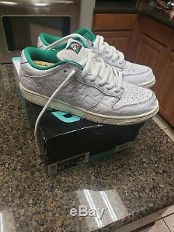 Nike SB Dunk Low OG QS Ben G Mens Size 10 CU3846-100 Limited Edition with box