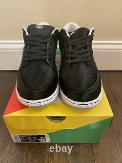 Nike SB Dunk Low X Medicom Toy Bear brick Men's Size 12 100% Authentic