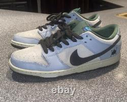 Nike SB Dunk SZ 12 Low Maple Leaf Central Park Pre Owned No Box