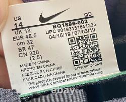 Nike Zoom Pegasus Turbo Shield'Voltage Purple' BQ1896-002 Size Mens 14