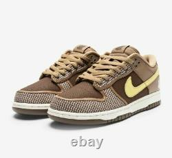 Nike x Undefeated Dunk Low SP Canteen DH3061-200 Size 11M CONFIRMED ORDER