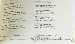OMAS Bernini Roma 2000 Limited Edition Fountain Pen withDisplay (Vault Kept)