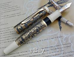Pelikan M1000 Myth Of The Moon Goddess Limited Edition 553/568 Fountain Pen M Pf