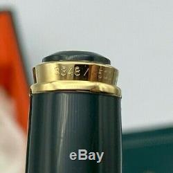 Pelikan M800 GOLF Fountain Pen LIMITED EDITION 18C Med nib NEW Year 1996