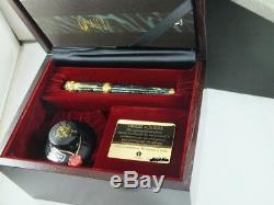 Pilot Namiki 2000 Limited Edition Jubilaeum AD2000 Raden Maki-e Fountain Pen