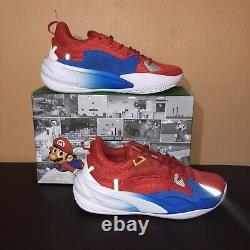 Puma x Nintendo x J. Cole x RS Dreamer Super Mario 64 Nintendo Mens Size 8 Shoe