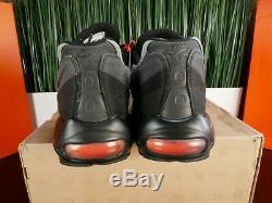 RARE Nike Air Max 95 Halloween Mens Shoes Orange Grey 609048-054 Size 11
