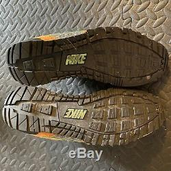 RARE Nike x Stussy Mogan 2 OMS Premium Ginger Poison Green 576349-205 Size 10