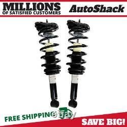 Rear Complete Strut & Coil Spring Assembly Pair 2 for 2000-2006 Nissan Sentra