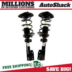 Rear Complete Strut & Coil Spring Assembly Pair 2 for Regal Century Grand Prix