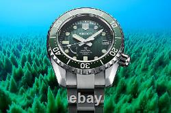 Seiko SNR045 Prospex LX Limited Edition Spring Drive Green Titanium HULK 300M