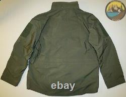 Special Forces Gore-Tex Jacket/Parka & Polar Fleece SET! PTFE ECWCS Army NEW