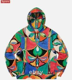 Supreme Limited Edition Crossover Emilio Pucci Hooded Sweatshirt MEDIUM
