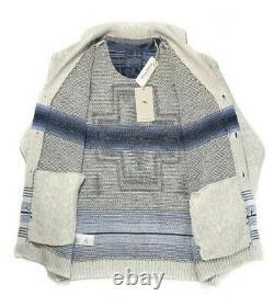 Tommy Bahama x Pendleton Cardigan Sweater Jacket Limited Edition Western Wear XL