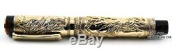 Urso Horse 18k Gold and Diamond Limited Edition Fountain Pen