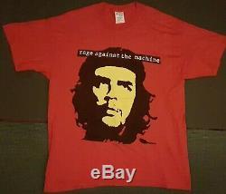 Vintage 1993 Rage Against The Machine T Shirt XL CHE GUEVARA Audioslave