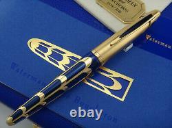 WATERMAN Edson Signé Boucheron Limited Edition 0599/3741 Fountain Pen L Nib 1996